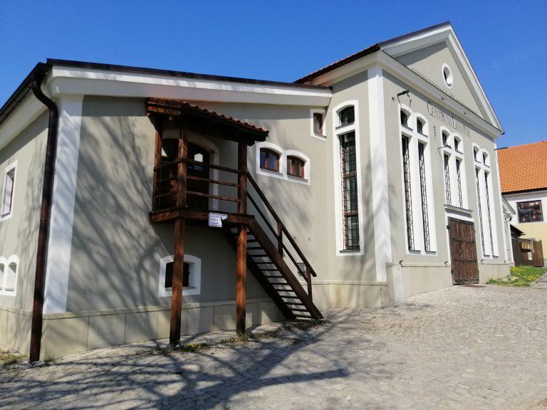 Centrum Lihovar - Třebíč - soklové desky